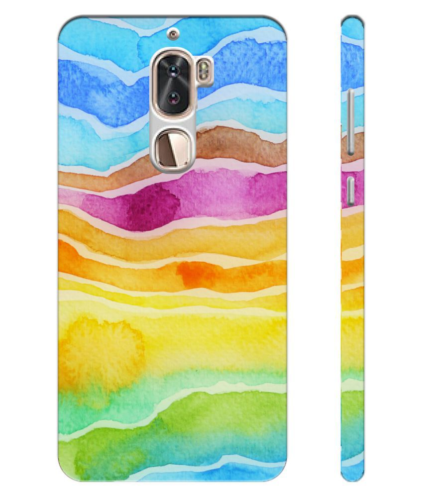 Coolpad Cool 1 Printed Cover By Fundook 3d Printed Cover