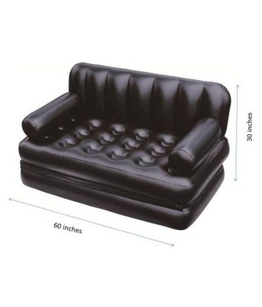 dreamskart 5 in 1 adjustable inflatable air bed cum sofa sofa set rh snapdeal com