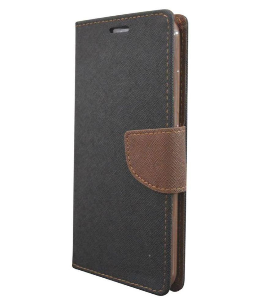 half off 3f347 3eb04 Xiaomi MI3 Flip Cover by RDcase - Black