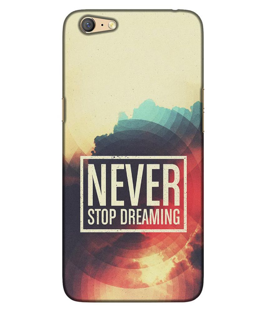 Oppo A71 3D Back Covers By Printland