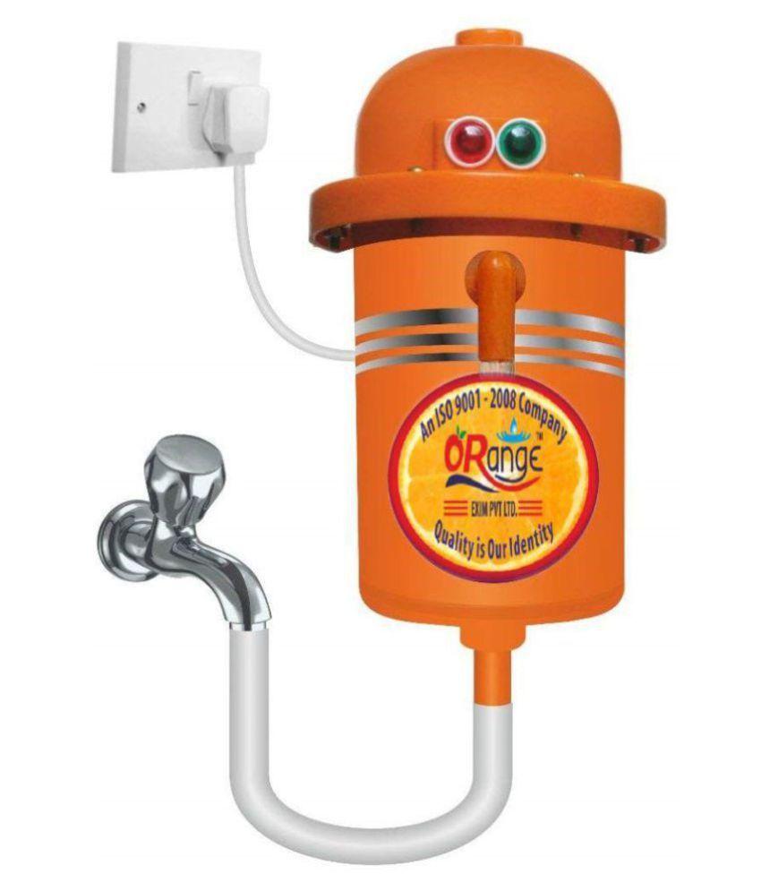 Orange 1 Ltr Hot Plus Instant - Geysers Orange