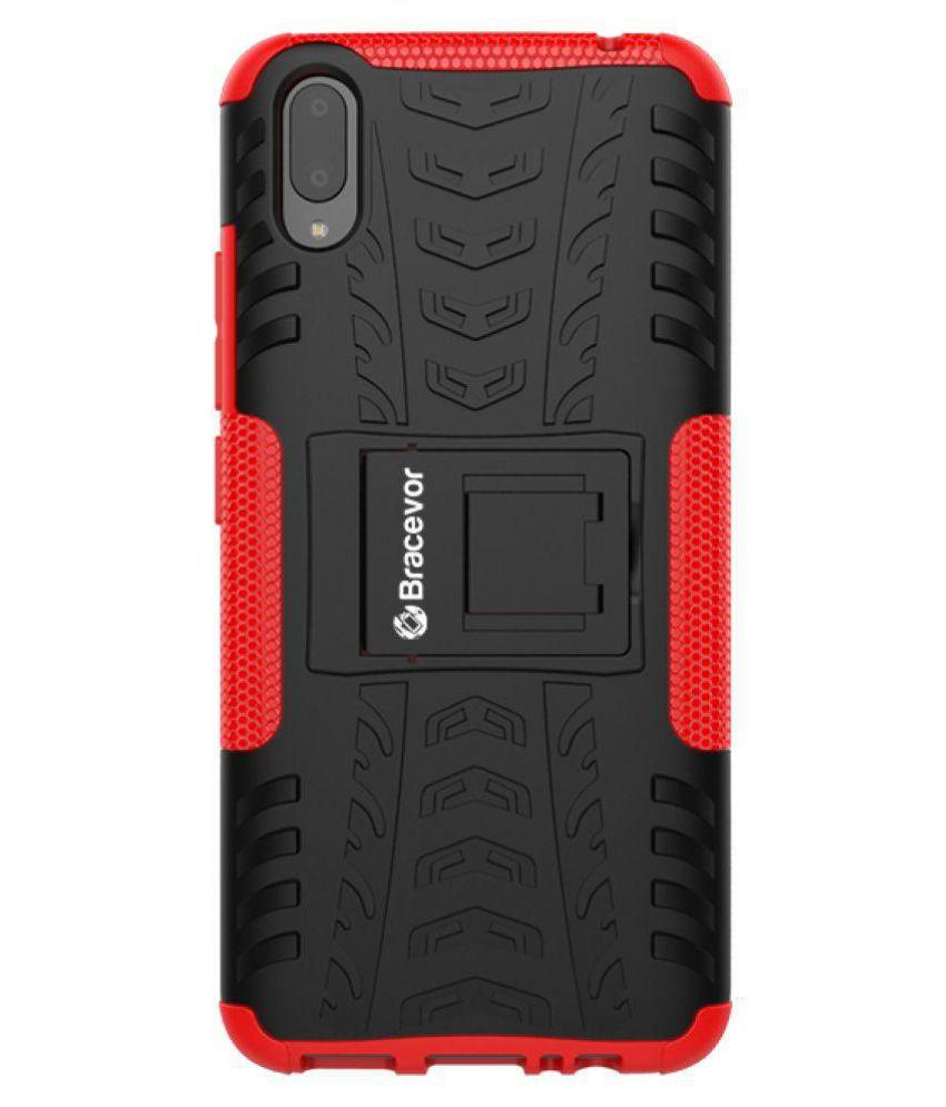 Vivo V11 Pro Cases with Stands Bracevor - Red