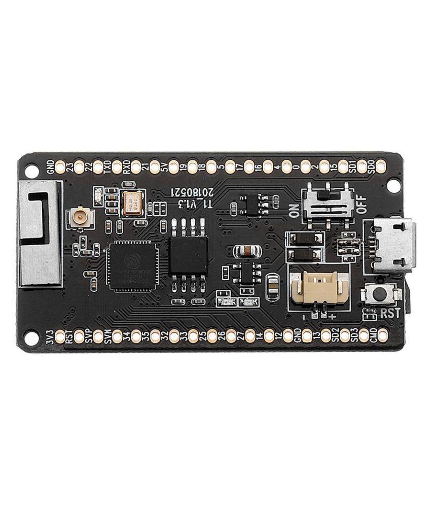 Buy Wemos? TTGO ESP32 T1 Wifi Bluetooth Module PIR Sensor Key