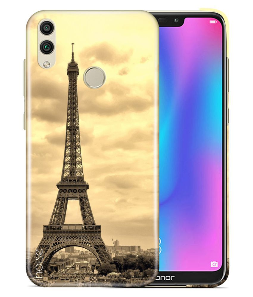 Honor 8C Printed Cover By Noise
