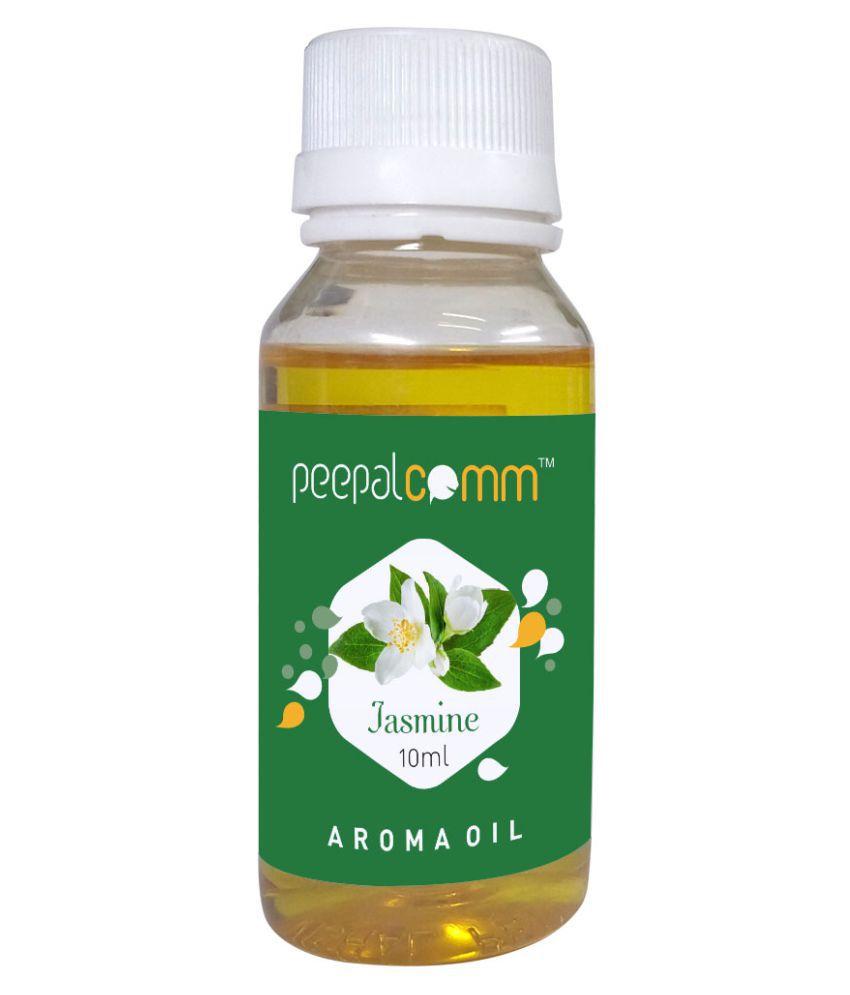 Peepalcomm Glass Aroma Oils   Pack of 1