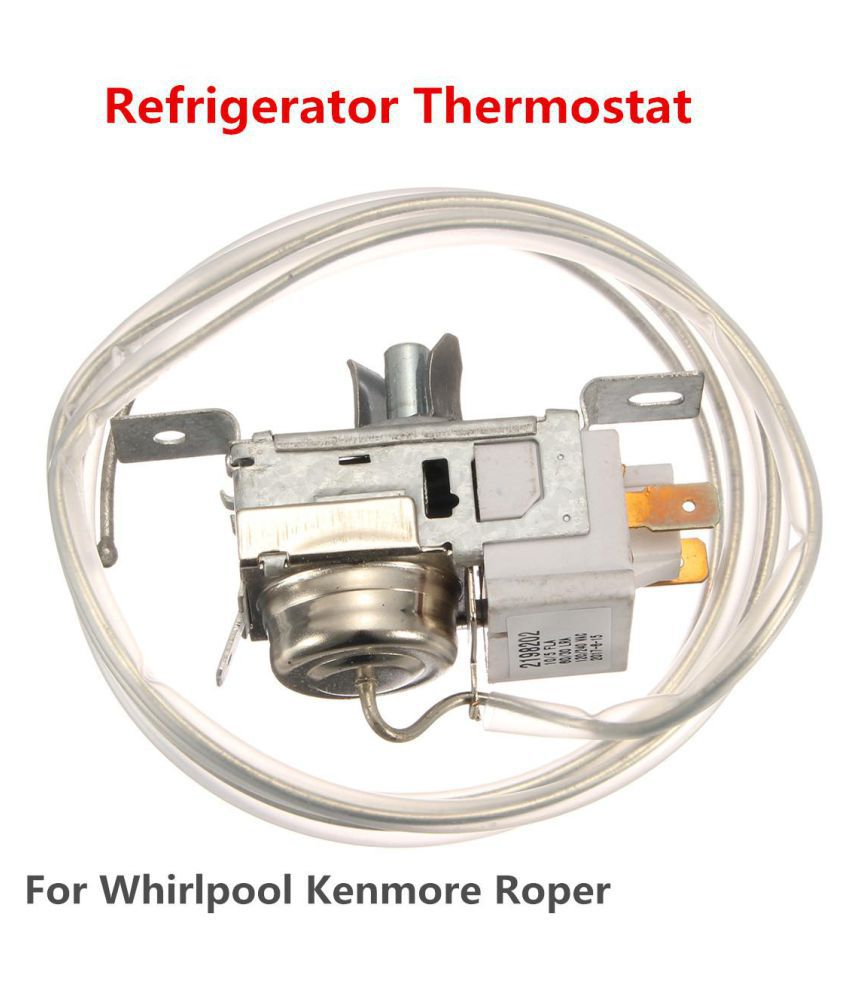 Refrigerator Cold Control Thermostat 2198202 For Whirlpool