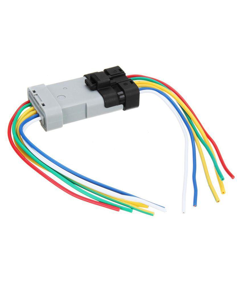 1set Window Module Wiring Ponytail Harness Plastic Plug