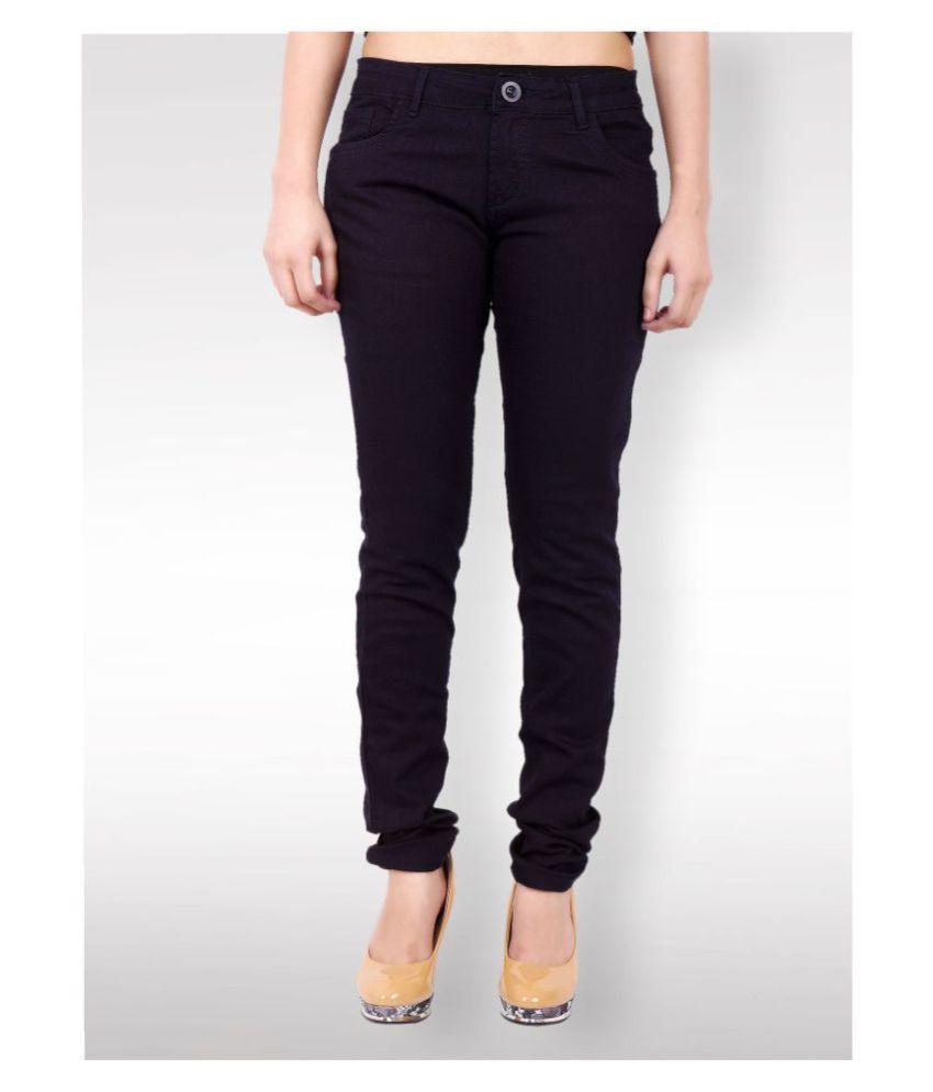 UR Sense Denim Jeans - Black
