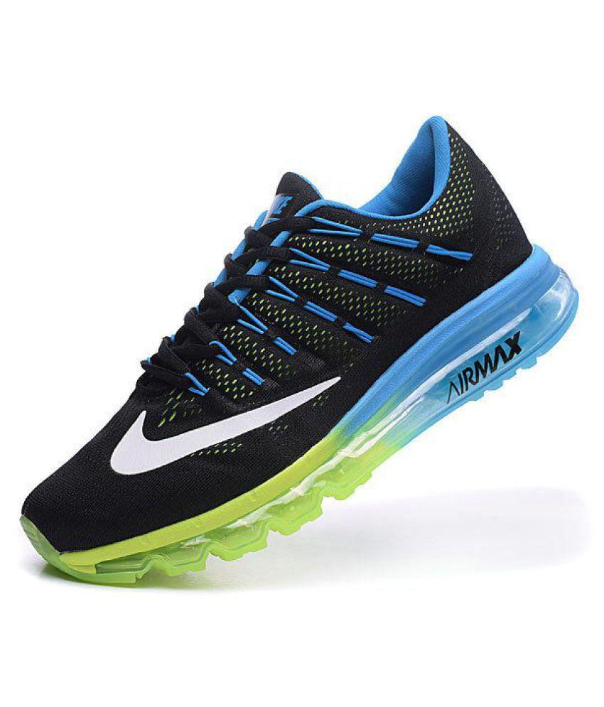 Nike Air Max 2016 Orange Running Shoes