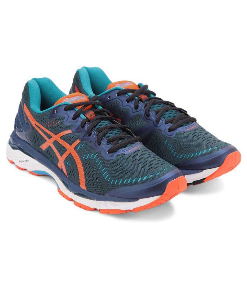 Asics GEL KAYANO 23 Navy Running Shoes