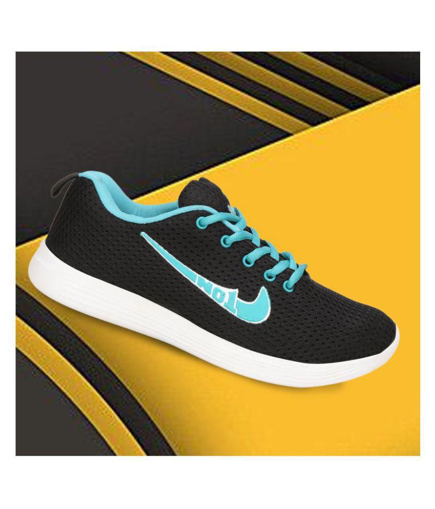 Yala Black Casual Shoes