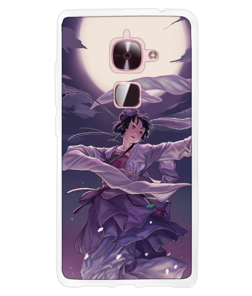 LeEco LeMax 2 Printed Cover By aadia