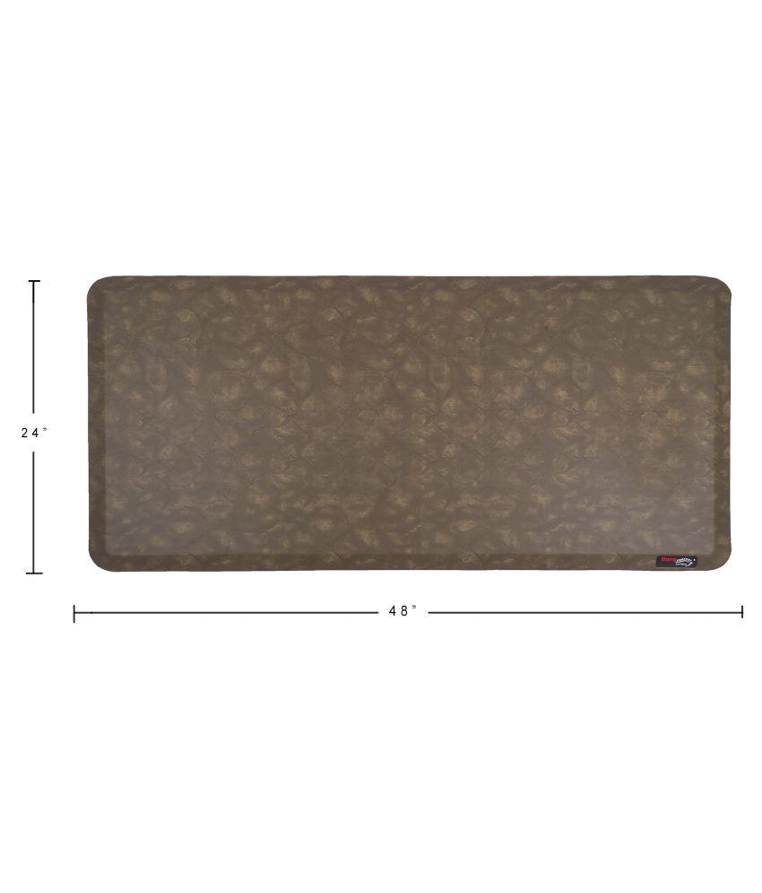 Duro COMFORT Just Relax Gray Single Floor Mat