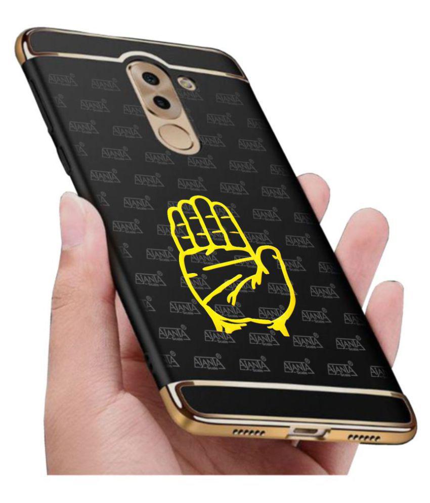 Ajanta congress party symbol 4125 24K Gold Plating Mobile Sticker(free one sticker)