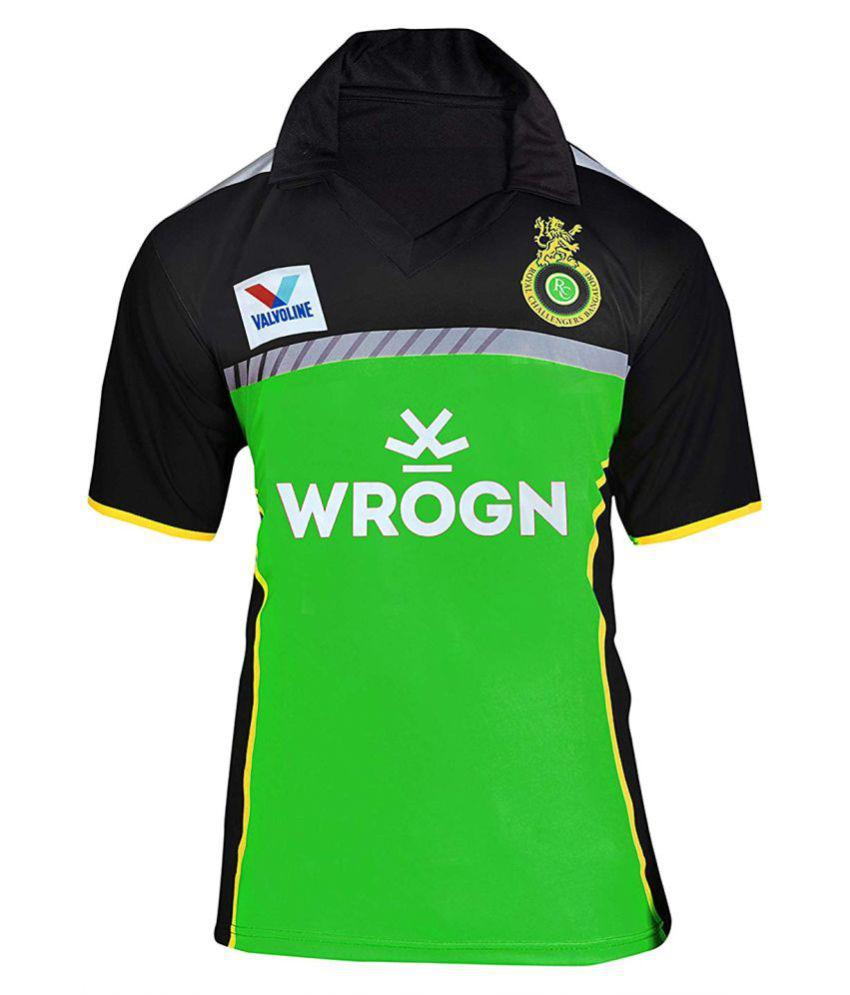 Royal Challengers Bangalore Green IPL Jersey