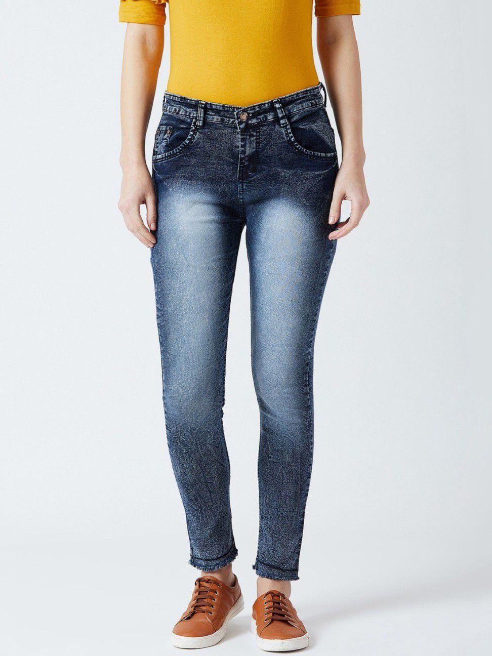 Bombay Clothing Company Denim Jeans - Blue