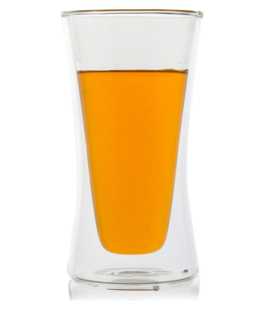 EZ Life Glass 250 ml Glasses