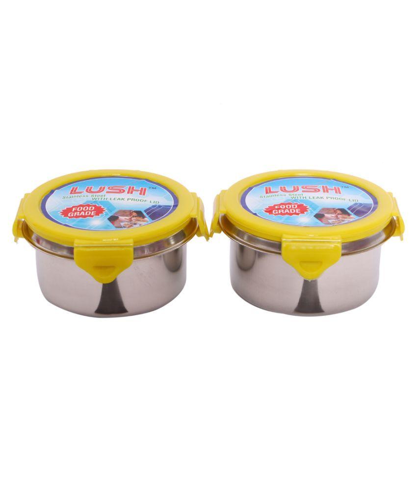 LUSH Multicolour Lunch Box