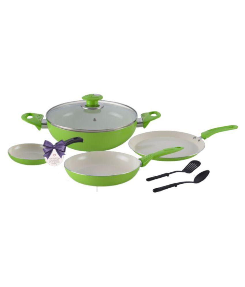 Alda CWNS3GIFTCNC 6 Piece Cookware Set
