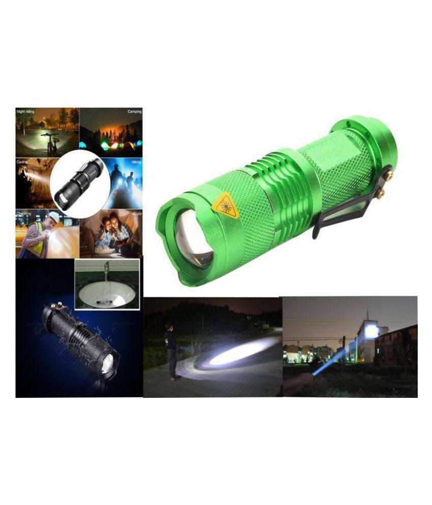 UC 15W Flashlight Torch 450 Meter Waterproof - Pack of 1