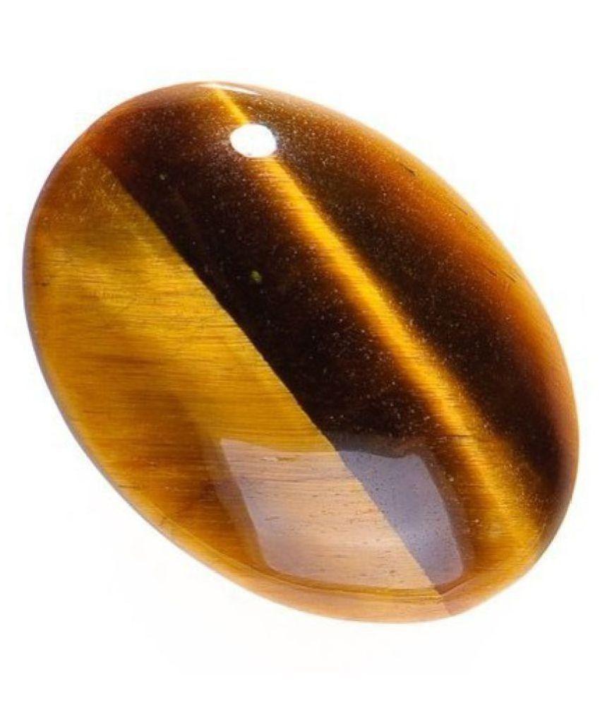 rare kind gems 5.25 -Ratti IGL&I Brown Tigereye Precious Gemstone