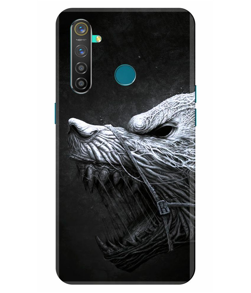 Realme 5 Printed Cover By VINAYAK GRAPHIC The back designs are totally customized designs