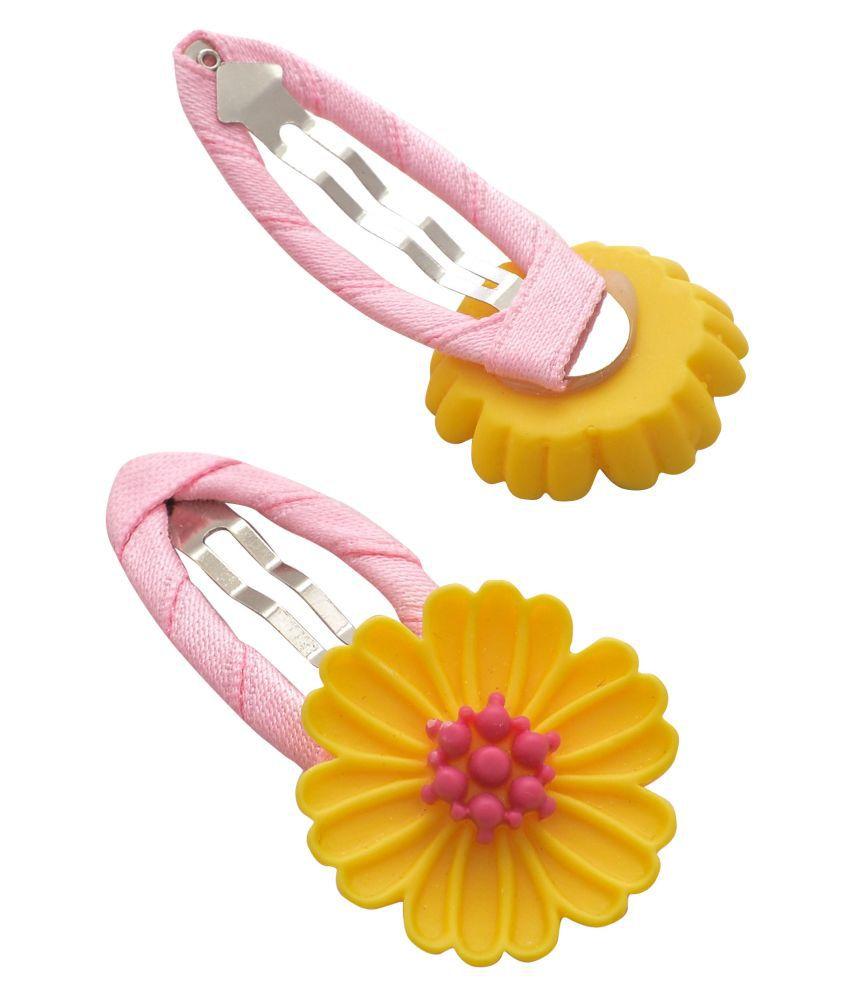 Jewelz Flower design hair clip for girls