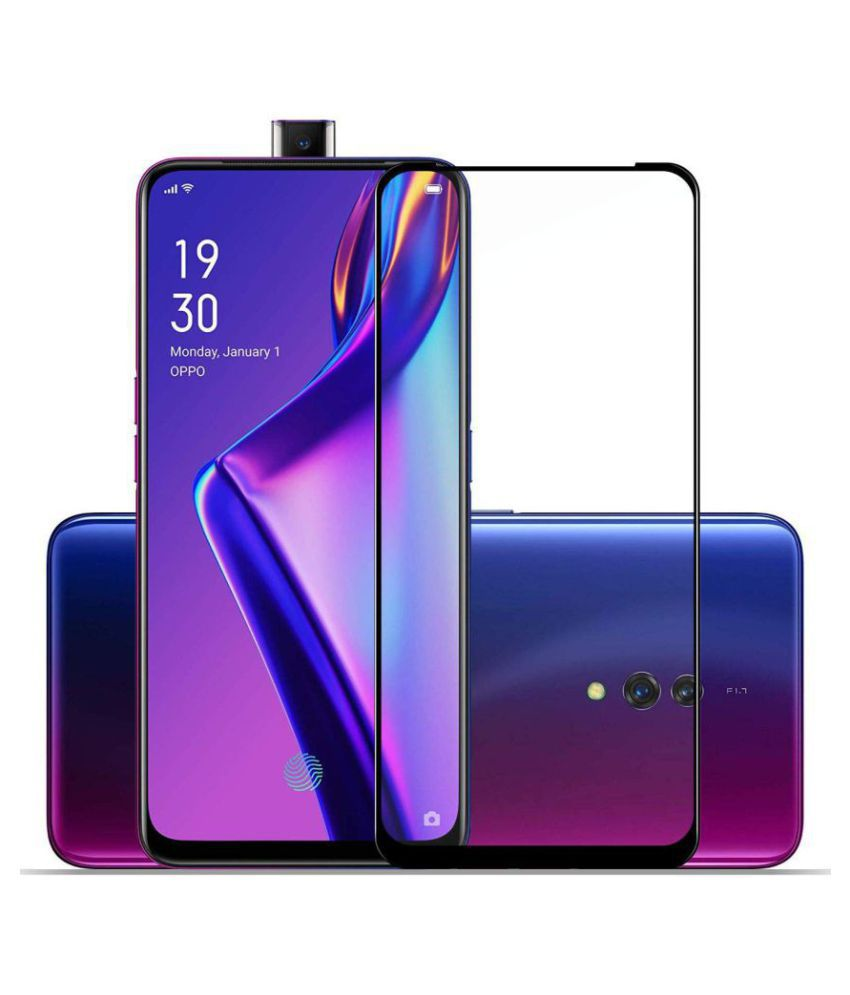 OPPO K3 Tempered Glass Screen Guard By ArmourPro Edge to Edge