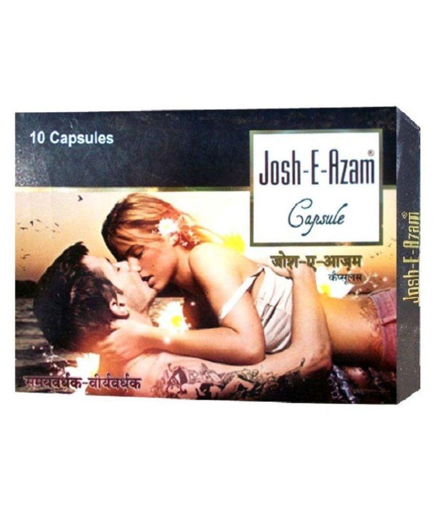 HERBS & U Josh-E-Azam ( 10x3 =30 ) Capsule 10 no.s Pack of 3