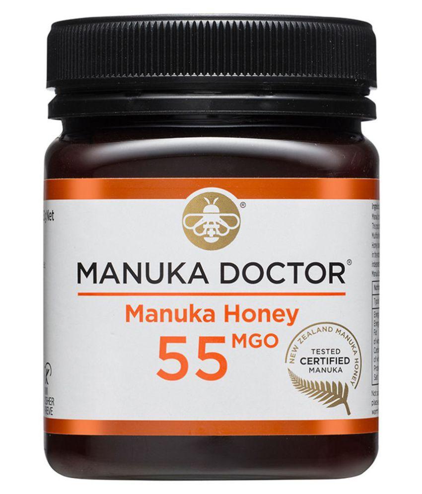 Manuka Doctor Manuka Honey 55MGO Honey 250g 250