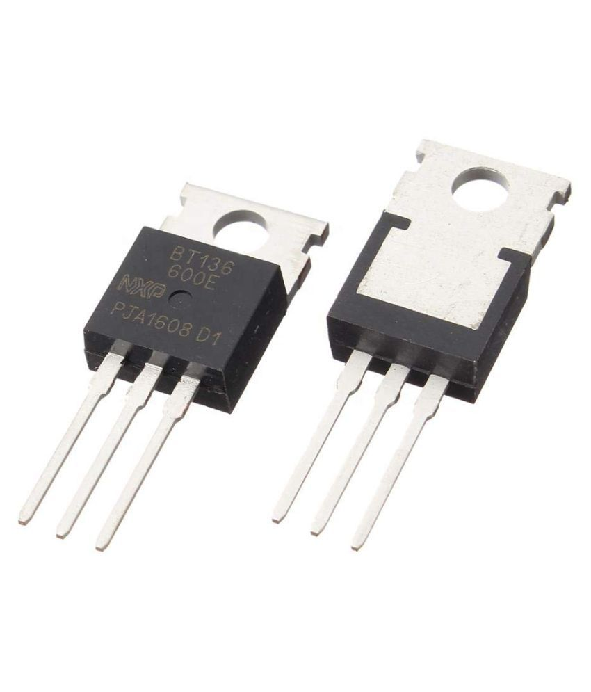 Triac 4 A 25 mA BT136-600E,127 TO-220AB 600 V 1 V 5 W