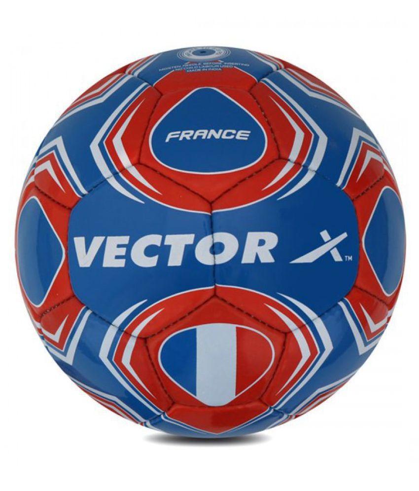 Vector X FRANCE Blue Football Size  3