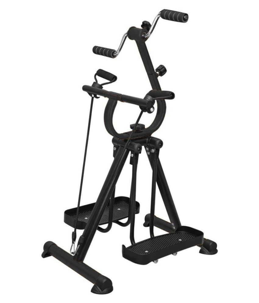 Kawachi Mini Gym Foot, Legs and Arms Exerciser Machine ...