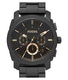 Fossil FS4682 Stainless Steel Chronograph Men's Watch