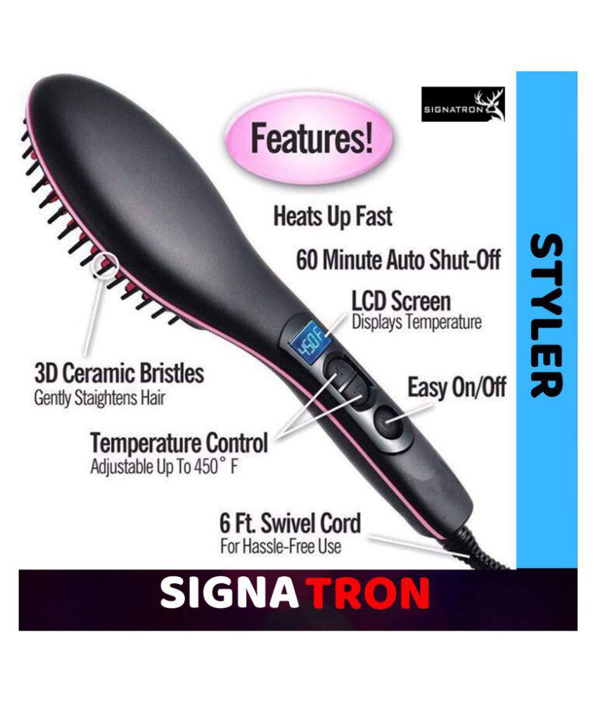 Signatron Simply Fast Brush ( BLACK )