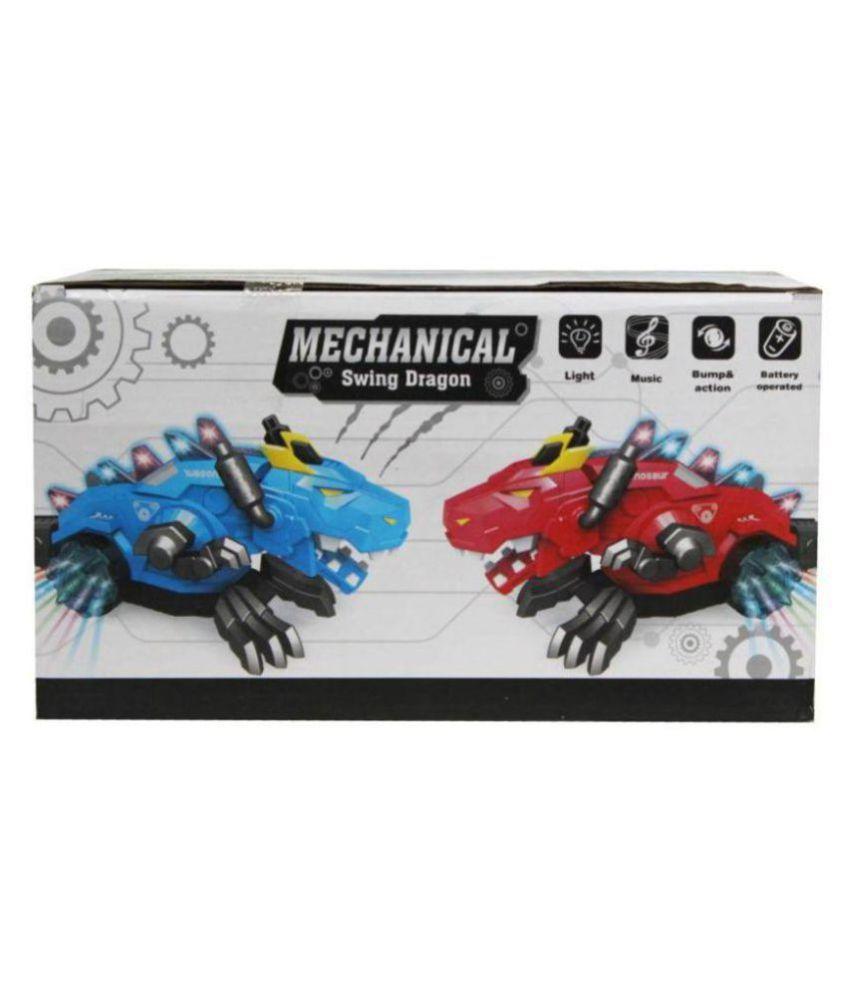 mechanical spray dragon