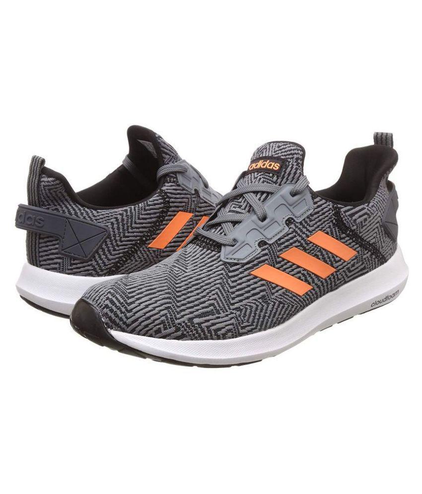 Adidas NEPTON 2.0 M Gray Running Shoes
