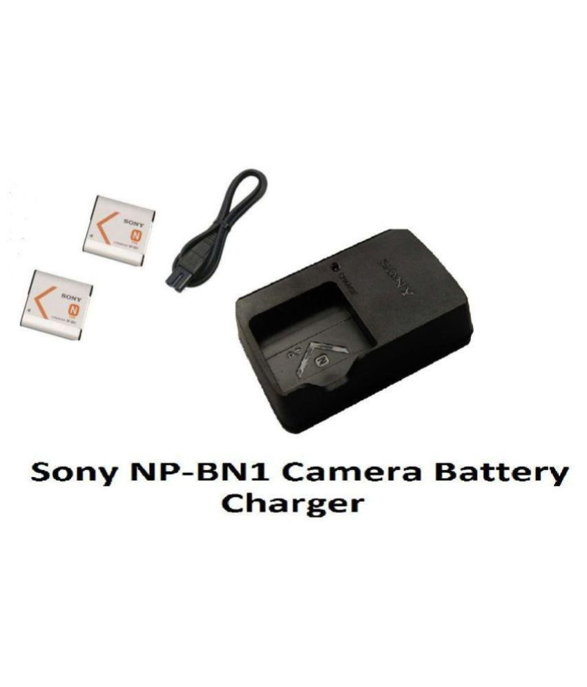 Sony NP BN1 Camera Battery Charger