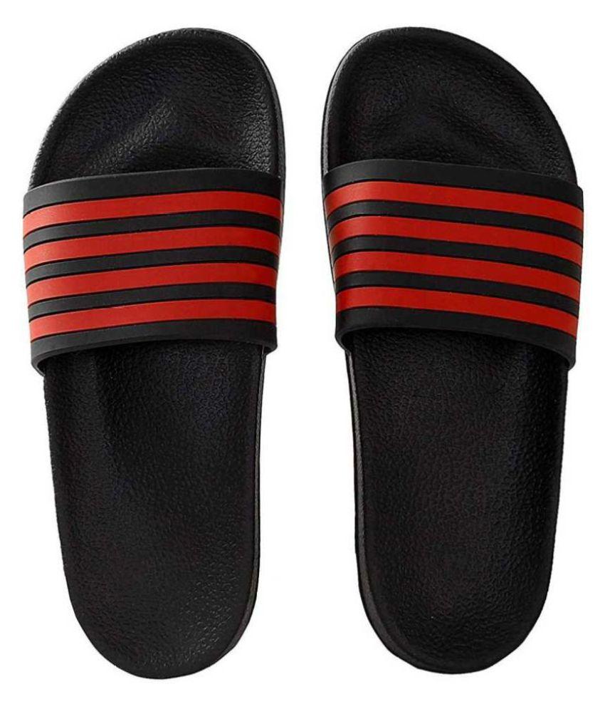 SIMATA Red Slide Flip flop
