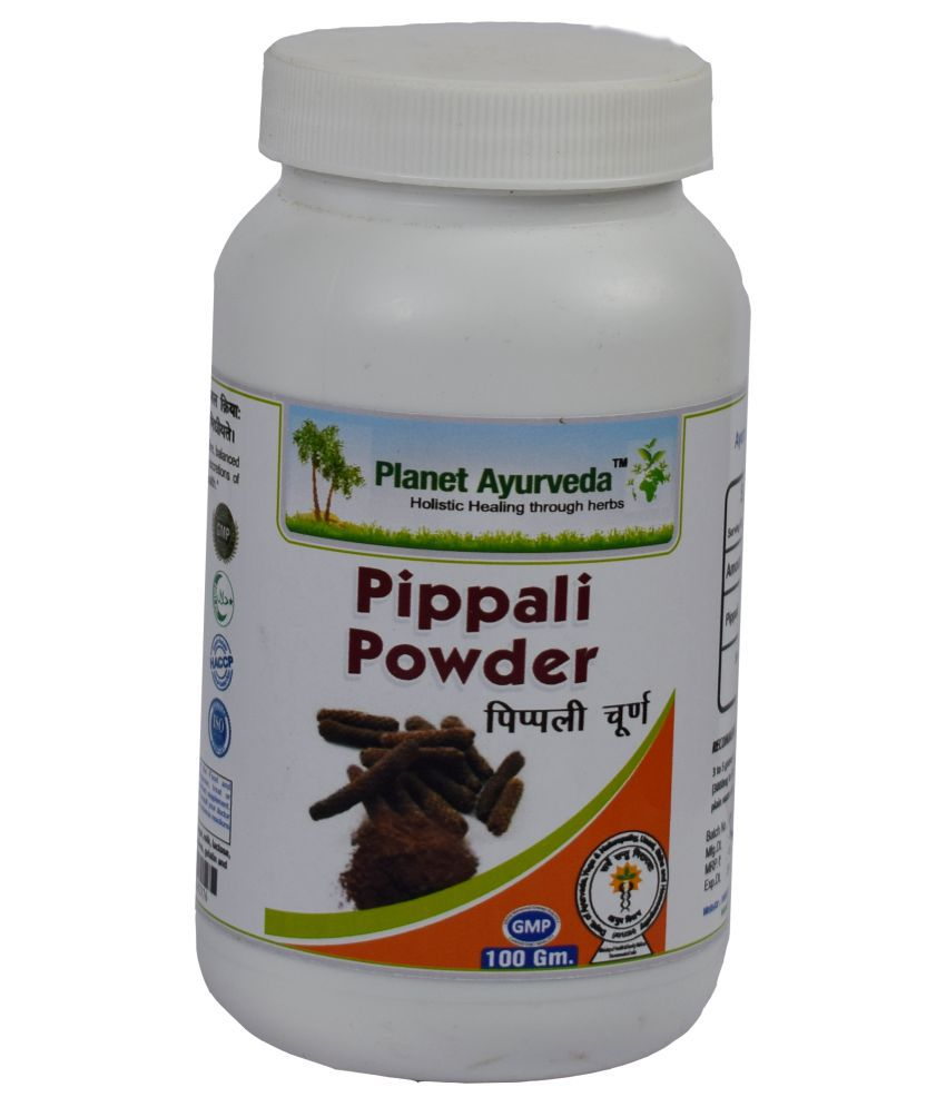 Planet Ayurveda Pippali Powder  Powder 100 gm Pack Of 2