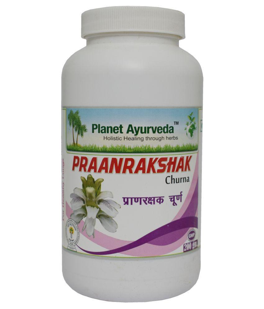 Planet Ayurveda Praanrakshak Churna Powder 200 gm Pack Of 1