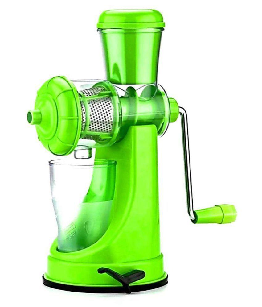 HEAVEN KITCHENWARE Green Hand Juicer 25 Watt Citrus Juicer