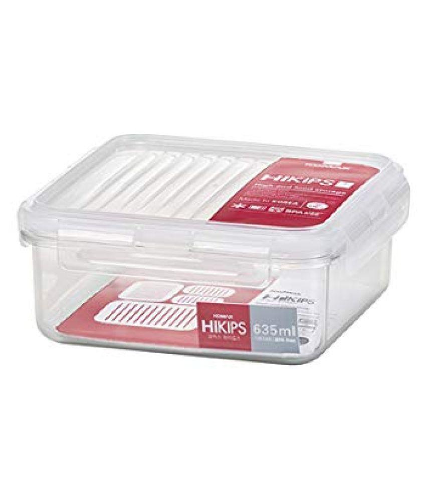 Komax Triton Food Container Set of 1 635 mL