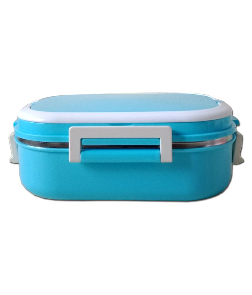 Pantrove Blue Stainless Steel Lunch Box