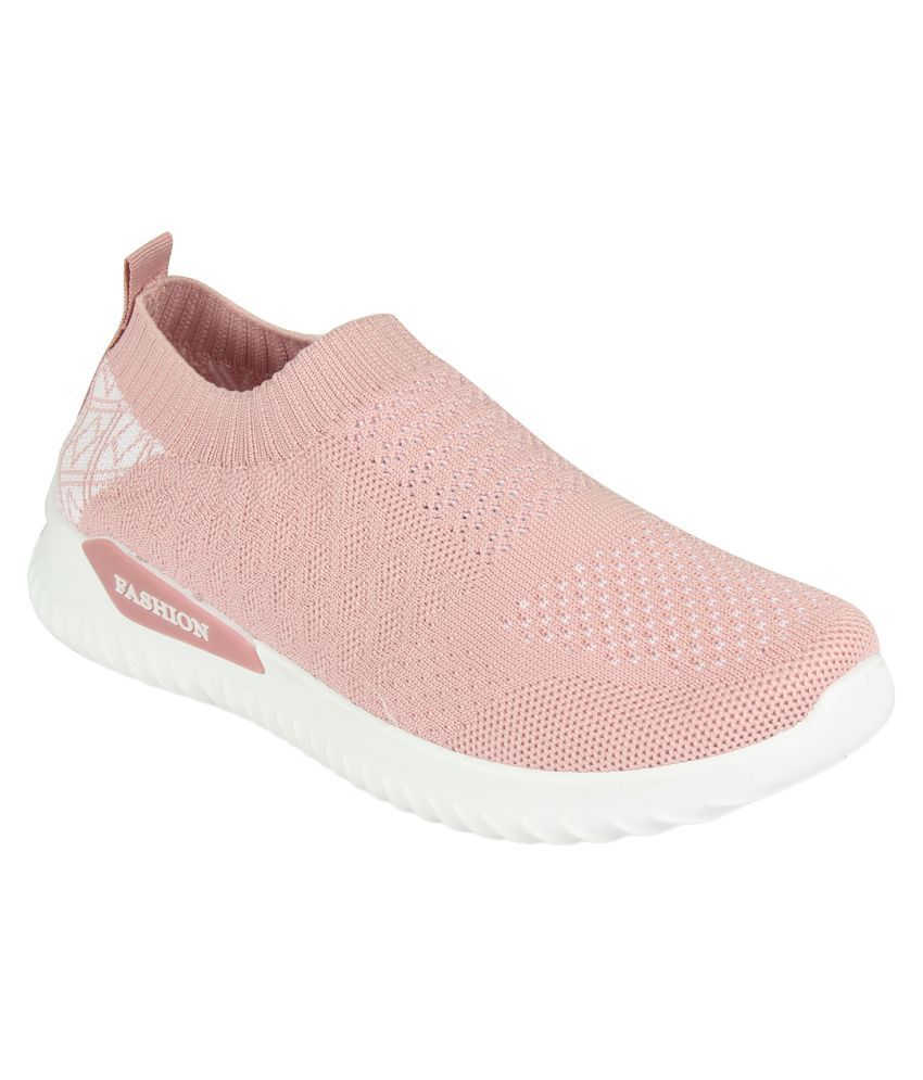 Cubane-50 Pink Casual Shoes