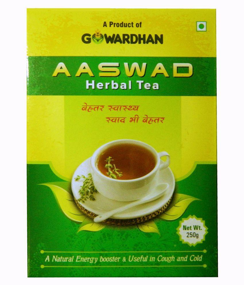 Aaswad Herbal Tea Instant Herbal Premix Powder 250 gm Pack of 2