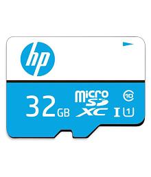HP 32 GB Class 10 Memory Card