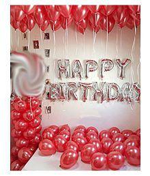 Happy Birthday Letter Foil Balloon SDL 1 b480b