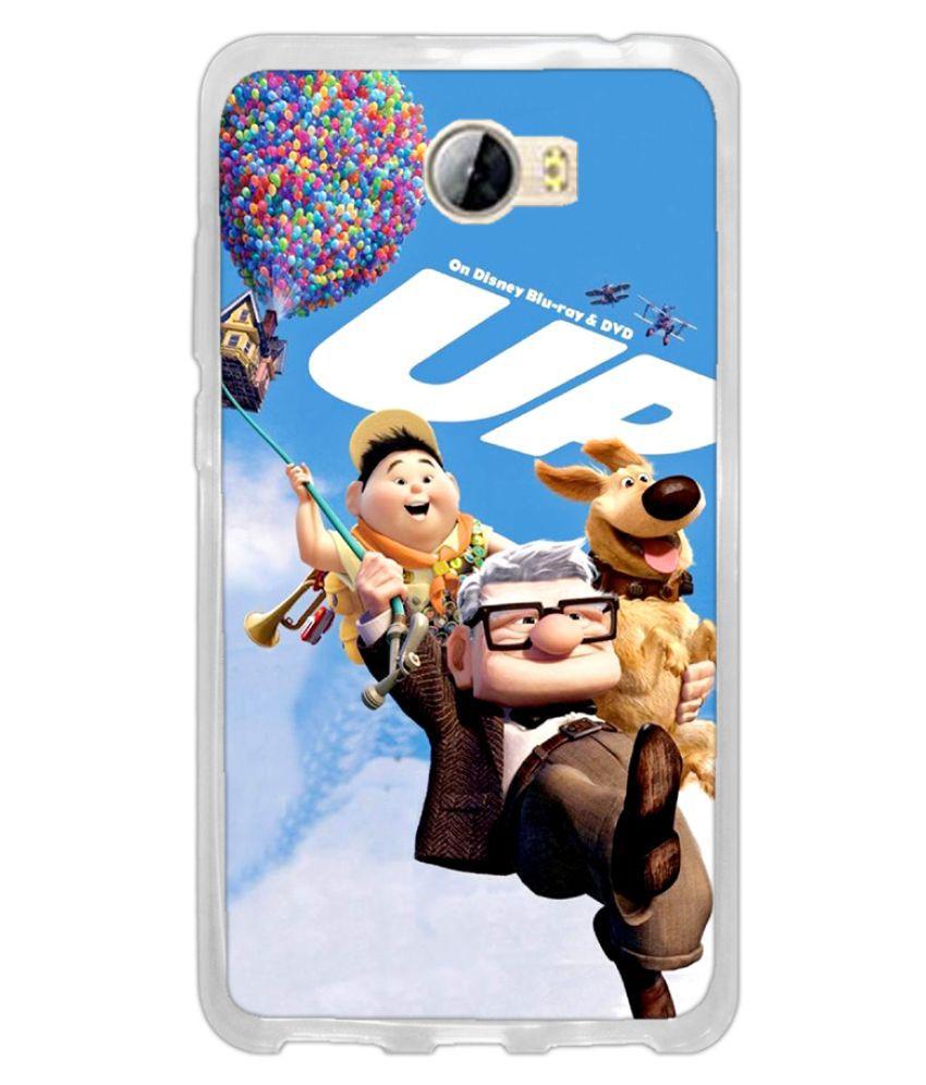 Huawei Honor Bee 4G Printed Cover By aadia
