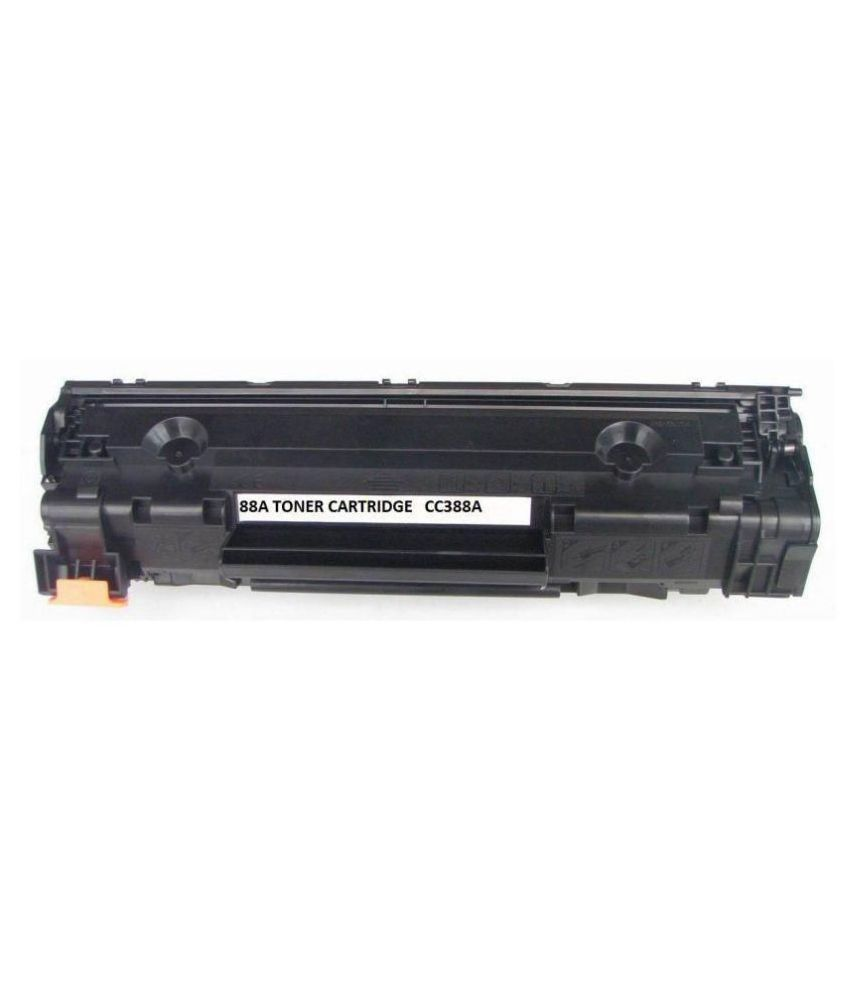PRASH 88A CC388A Black Single Toner for hp laserjet p1007,p1008,p1106,p1108